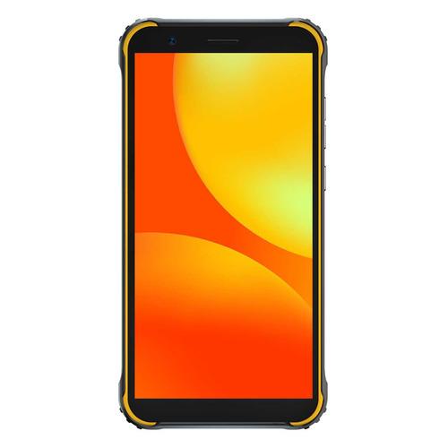 Смартфон BLACKVIEW 32Gb, BV4900, черный/желтый смартфон blackview bv4900 черный оранжевый