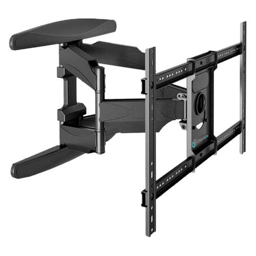 Фото - Кронштейн для телевизора ONKRON M6L, 40-75, настенный, поворот и наклон кронштейн для телевизоров onkron m6l чёрный