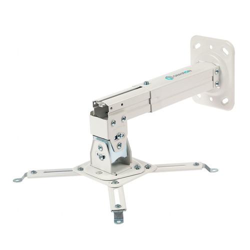 Фото - Кронштейн для проектора Onkron K3A белый макс.10кг настенный и потолочный поворотно-выдвижной и накл кронштейн для проектора onkron k4a белый макс 13 6кг потолочный поворотно выдвижной и наклонный
