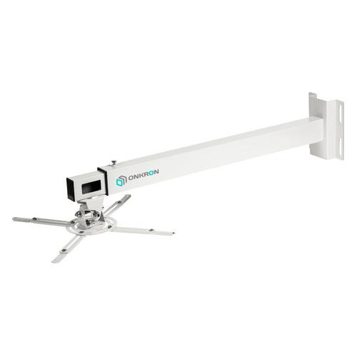 Фото - Кронштейн для проектора Onkron K2D белый макс.10кг настенный поворотно-выдвижной и наклонный кронштейн для проектора onkron k4a белый макс 13 6кг потолочный поворотно выдвижной и наклонный