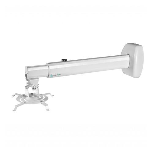 Фото - Кронштейн для проектора Onkron K3D белый макс.10кг настенный поворотно-выдвижной и наклонный кронштейн для проектора onkron k4a белый макс 13 6кг потолочный поворотно выдвижной и наклонный
