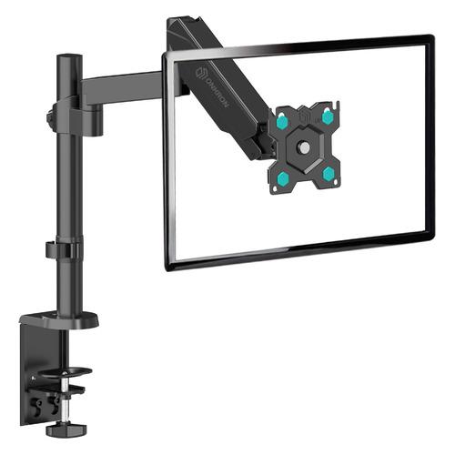 Фото - Кронштейн для мониторов Onkron G70 черный 13-34 макс.8кг настольный поворот и наклон верт.перемещ. кронштейн для мониторов onkron d121e черный 10 32 макс 8кг настольный поворот и наклон