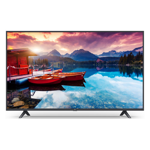 Фото - Телевизор XIAOMI Mi TV 4A 55, 55, Ultra HD 4K телевизор xiaomi mi tv 4s 43 t2 global 42 5 2019 темный титан