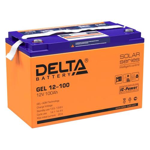 Аккумуляторная батарея для ИБП DELTA GEL 12-100 12В, 100Ач