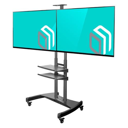 Фото - Подставка для телевизора ONKRON TS3881, 40-67, напольный, мобильный подставка для телевизора onkron ts1351 40 65 напольный мобильный
