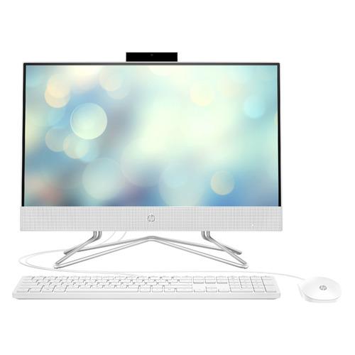 "Моноблок HP 22-df1010ur, 21.5"", Intel Core i5 1135G7, 8ГБ, 512ГБ SSD, Intel Iris Xe, Free DOS 3.0, белый [2y0n5ea]"