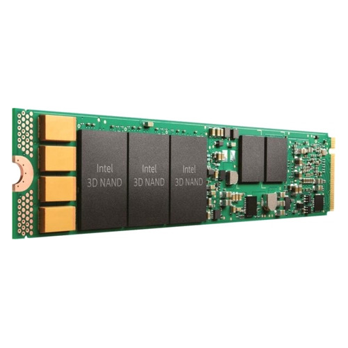 SSD накопитель INTEL DC P4511 SSDPELKX010T801 1ТБ, M.2 22110, PCI-E x4, NVMe [ssdpelkx010t801 965843] накопитель ssd intel pci e x4 2tb ssdpedke020t710 dc p4600 pci e aic add in card