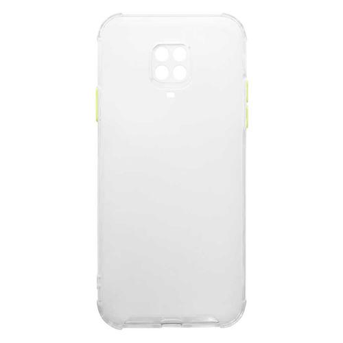Чехол (клип-кейс) GRESSO Air_matt, для Xiaomi Redmi Note 9 Pro, белый [gr17air706] клип кейс gresso мармелад для xiaomi redmi 2 красный