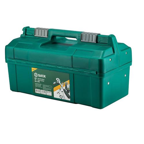 Ящик для инстр. Sata 95166 ящик пластиковый для инструментов fumasi 30х12х14