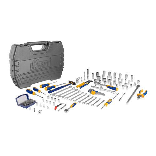 Набор инструментов KRAFT KT 700679, 120 предметов