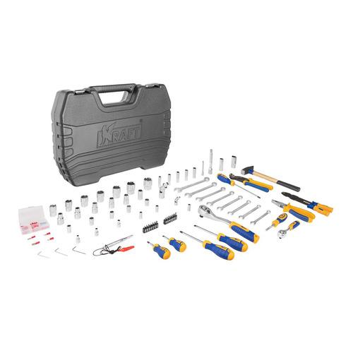 Набор инструментов KRAFT KT 700307, 99 предметов