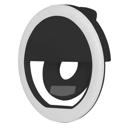 Вспышка для селфи DF LED-01, для смартфонов, черный