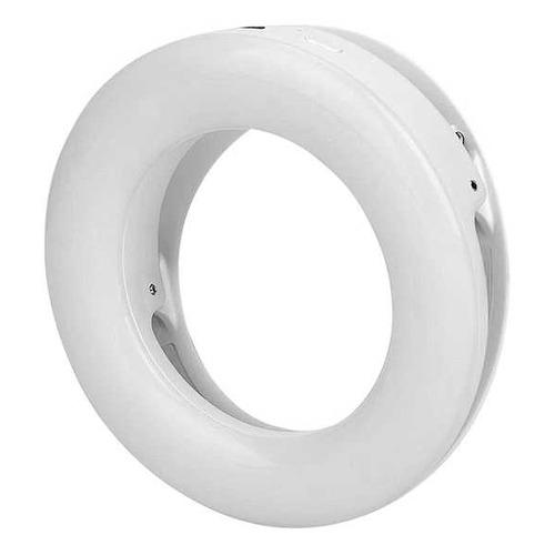 Вспышка для селфи DF LED-02, для смартфонов, белый [df led-02 (white)]