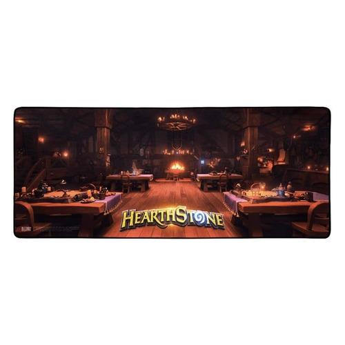 Коврик для мыши Blizzard Hearthstone Tavern, XL, рисунок/кофе [b63506]