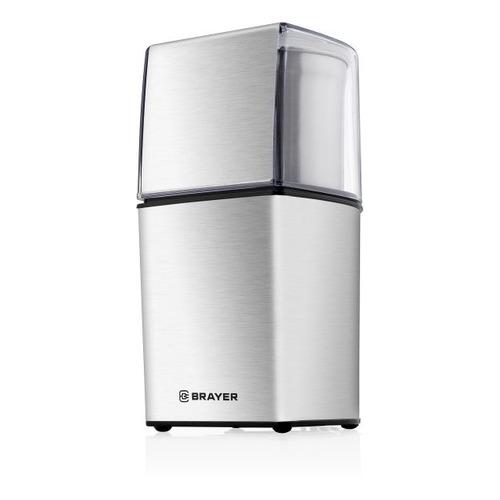 Кофемолка BRAYER 1181BR, белый [br1181]