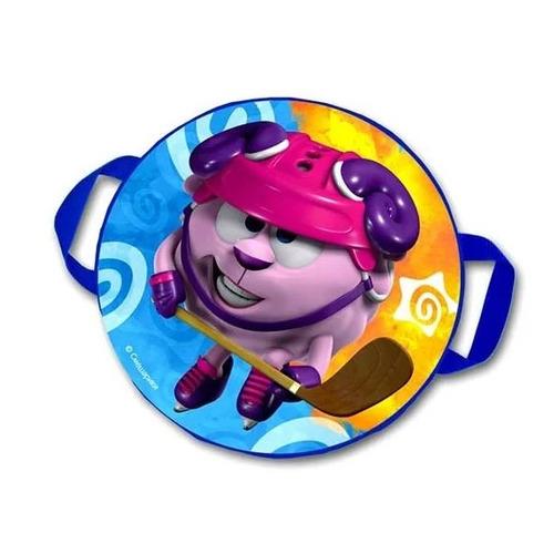 ледянки Ледянка Смешарики Бараш-хоккеист фиолетовый (28265331)