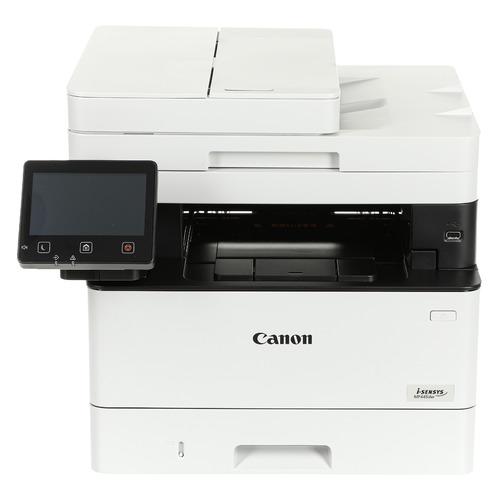 Фото - МФУ лазерный CANON i-Sensys MF445dw, A4, лазерный, белый [3514c061] мфу лазерный canon i sensys colour mf746cx 3101c039 a4 duplex wifi белый черный
