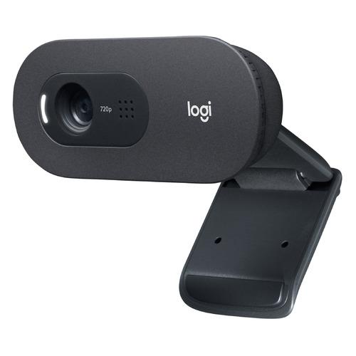 Web-камера LOGITECH WebCam C505e, черный OEM [960-001372]