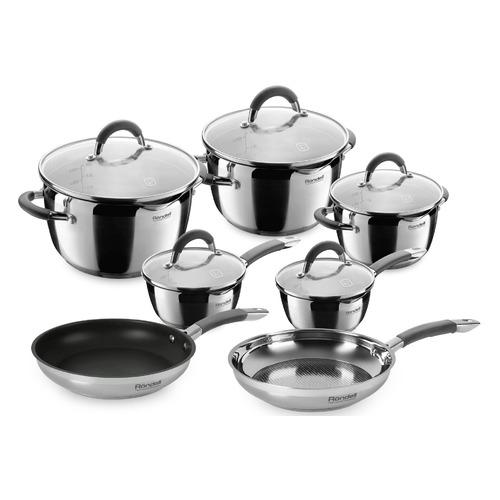 Набор посуды RONDELL Flamme 1187-RD-01, 12 предметов недорого
