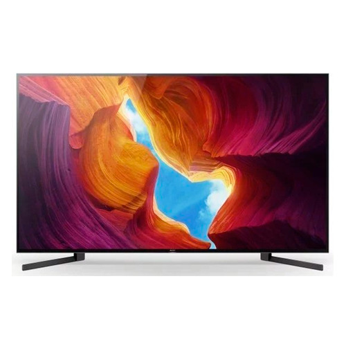 Фото - Телевизор SONY KD85XH9505BR2, 85, Ultra HD 4K телевизор sony kd 43xg7005 led 43 black smart tv 16 9 3840x2160 usb hdmi av wi fi rj 45 dvb t t2 c s s2