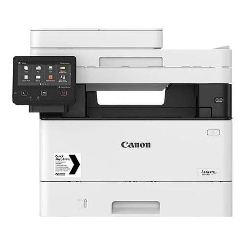 Фото - МФУ лазерный CANON i-Sensys MF449x, A4, лазерный, белый [3514c060] мфу лазерный canon i sensys colour mf746cx 3101c039 a4 duplex wifi белый черный