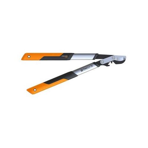 Сучкорез плоскостной Fiskars PowerGear LX92 малый черный/оранжевый (1020186)