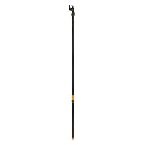 Сучкорез плоскостной Fiskars PowerGear UP84 большой черный/оранжевый (1001557)