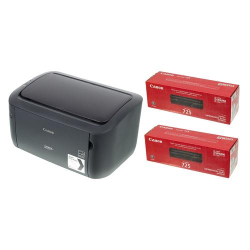 Фото - Принтер лазерный CANON i-Sensys LBP6030B bundle лазерный, цвет: черный wandrd prvke 21 photo bundle blue 20801