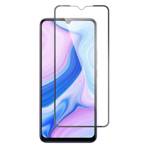 Фото - Защитное стекло для экрана BORASCO 39537 для Vivo V20/V20 SE гибридная, 1 шт, черный защитное стекло для экрана borasco hybrid glass для bq magic гибридная 1 шт [40029]