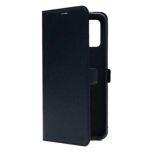 Фото - Чехол (флип-кейс) BORASCO Book Case, для Samsung Galaxy A02s, черный [39690] чехол флип кейс borasco shell case для samsung galaxy m21 зеленый [39139]