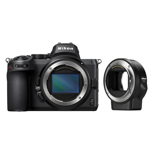 Фотоаппарат Nikon Z 5 черный 24.3Mpix 3.2