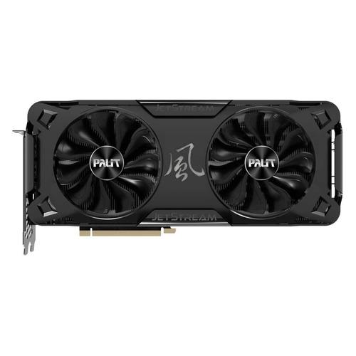 Видеокарта PALIT NVIDIA GeForce RTX 3070 , PA-RTX3070 JETSTREAM 8G, 8ГБ, GDDR6, Ret [ne63070019p2-1040j]