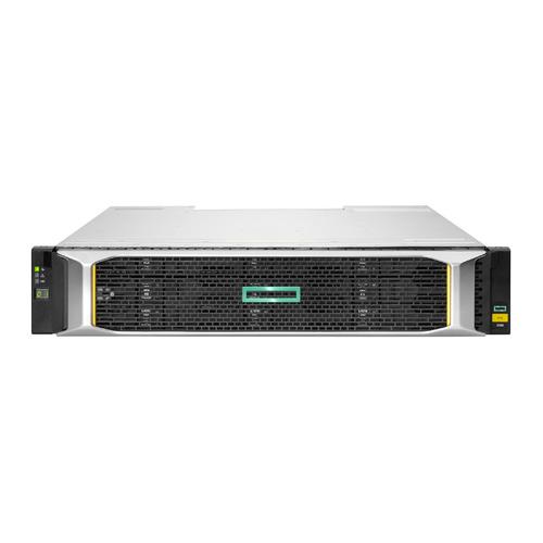 Система хранения HPE MSA 2062 2x1.92Tb 3.5 SSD 2x 2xFC 16G 4P (R0Q79A)