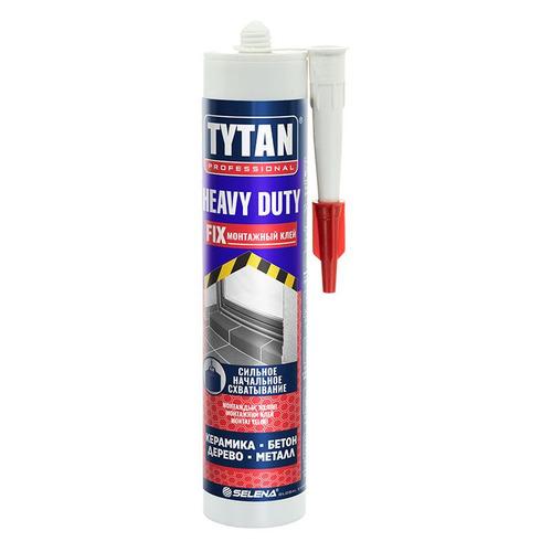 Клей монтаж. Titan Heavy duty (62963) 0.31л