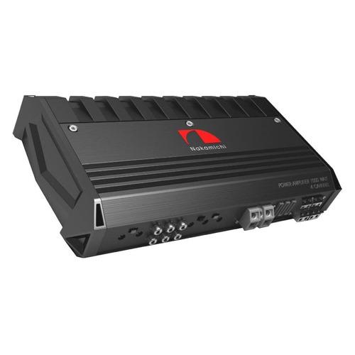 Усилитель автомобильный NAKAMICHI NGXA120.4, черный [nak-ngxa120.4]