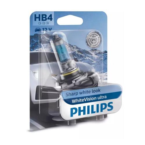 Лампа автомобильная галогенная PHILIPS 9006WVUB1, HB4, 12В, 51Вт, 1шт