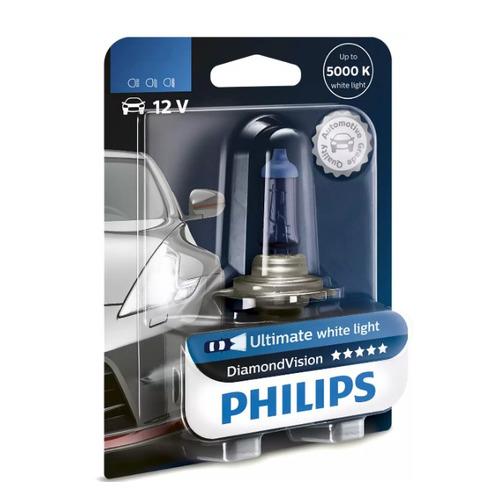 Лампа автомобильная галогенная PHILIPS 9006DVB1, HB4, 12В, 55Вт, 1шт