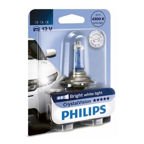 Лампа автомобильная галогенная PHILIPS 12336CVB1, H3, 12В, 55Вт, 1шт