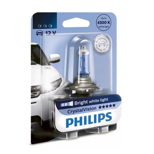Лампа автомобильная галогенная PHILIPS 9006CVB1, HB4, 12В, 55Вт, 1шт