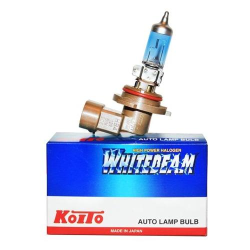 Лампа автомобильная галогенная KOITO 0757W, HB4, 12В, 100Вт, 1шт