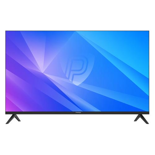 Фото - Телевизор PRESTIGIO PTV50SS04XCISBK, 50, Ultra HD 4K телевизор hisense 50a7500f 50 ultra hd 4k
