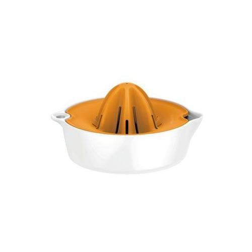 Соковыжималка FISKARS 1016125, цитрусовая, белый и оранжевый