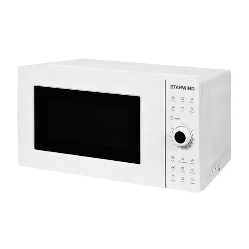 Микроволновая печь StarWind SWM6420, 600Вт, 20л, белый