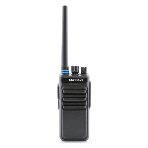 Рация Comrade R 5 VHF 16кан. до 20км аккум. черный (13455)
