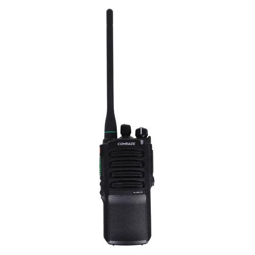 Рация Comrade R6 Digital 32кан. до 16км компл.:1шт аккум. черный (13453) радиостанция comrade r 1