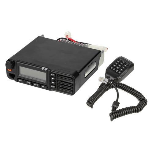 Рация Comrade R90 UHF 199кан. до 50км компл.:1шт автомоб. черный (13452)