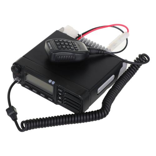Рация Comrade R90 VHF 199кан. до 50км компл.:1шт автомоб. черный (13454)