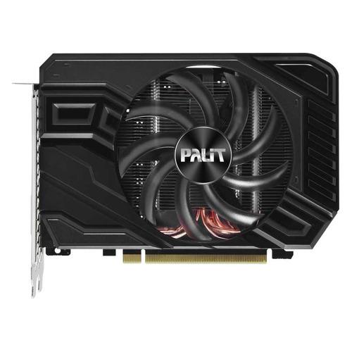 Фото - Видеокарта PALIT nVidia GeForce GTX 1660SUPER , PA-GTX1660SUPER STORMX 6G, 6ГБ, GDDR6, Bulk [ne6166s018j9-161f bulk] видеокарта palit nvidia geforce gtx 1660super pa gtx1660super gp oc 6g 6гб gddr6 oc ret [ne6166ss18j9 1160a]