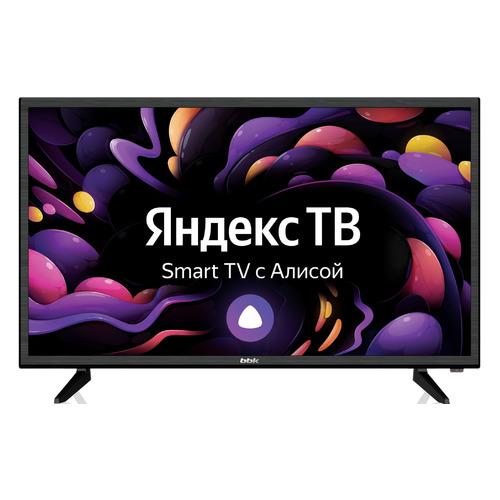 Фото - Телевизор BBK 32LEX-7289/TS2C, Яндекс.ТВ, 32, HD READY кабель hama microusb usb type c черный 0 75м 00135713