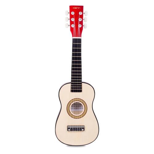 Акустическая гитара DENN DCG230, клен, красный